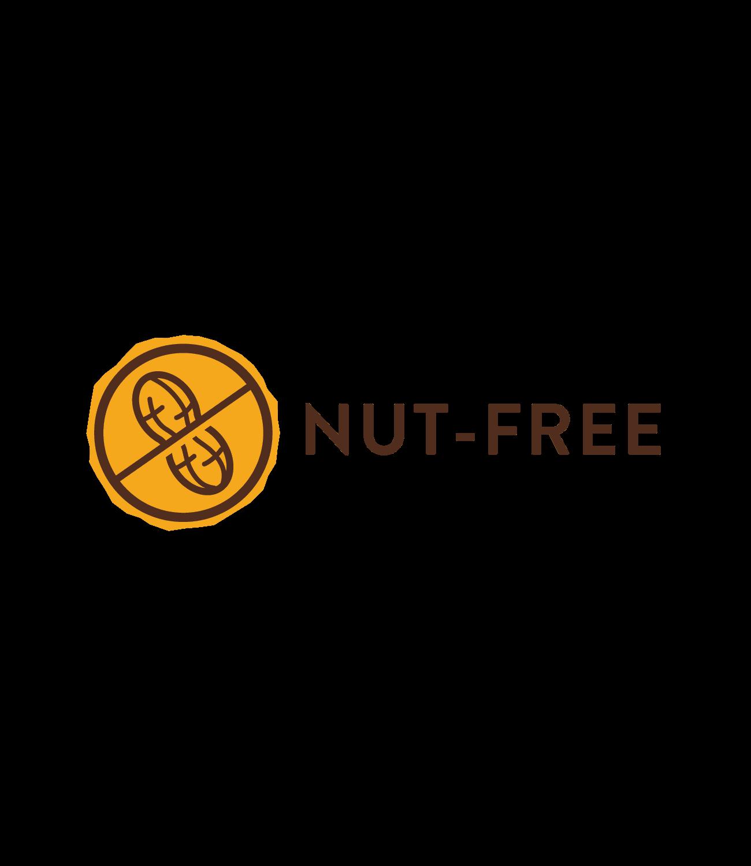 Nut Free Badge