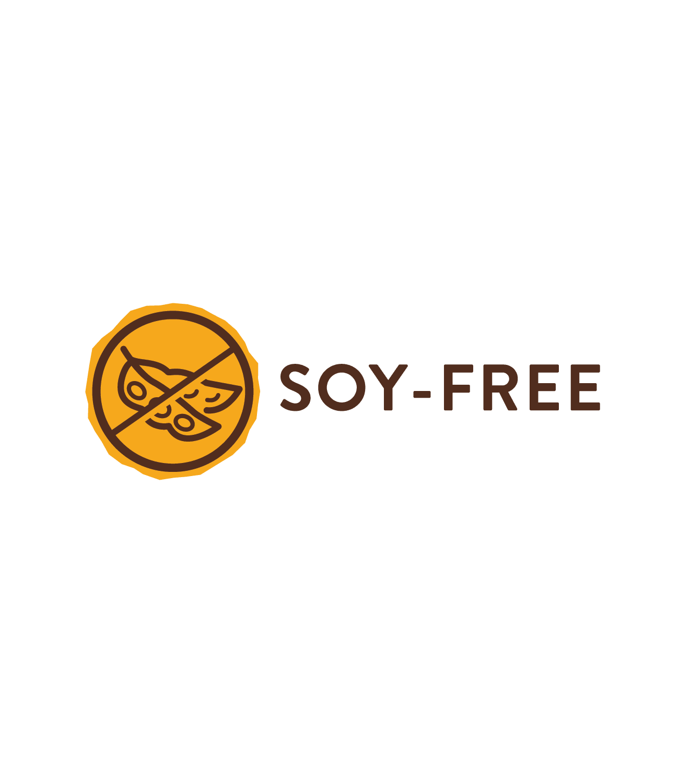 Soy Free Badge