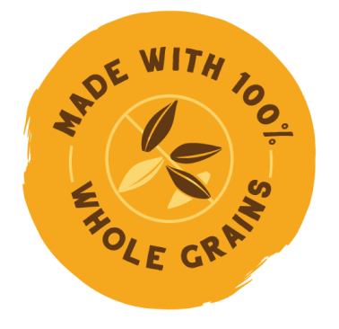 Made with Whole Grains Badge