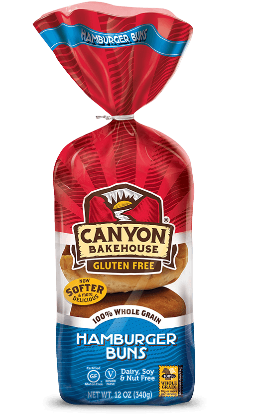 Canyon Bakehouse- Hamburger Buns