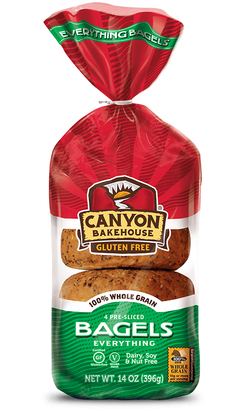 Canyon Bakehouse - Everything Bagels