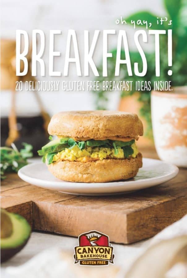 Breakfast E-Book Cover