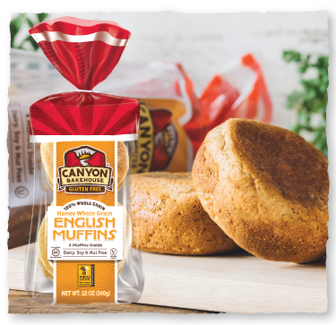 English Muffins Stay Fresh