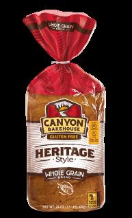 Heritage Style Whole Grain