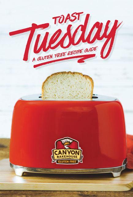 Toast Tuesday E-Book Cover
